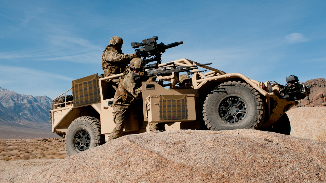 Water Storage For Tactical Vehicles Ezpack