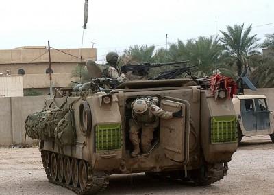 EZPack™ Bladders on M113